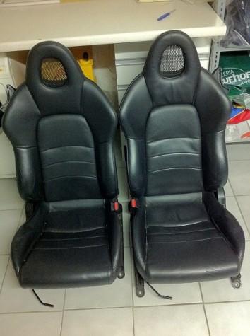 Honda S2000 Sitze