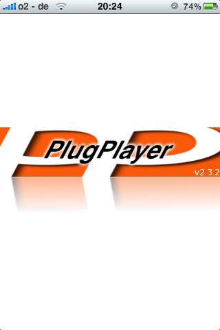 PlugPlayer Start