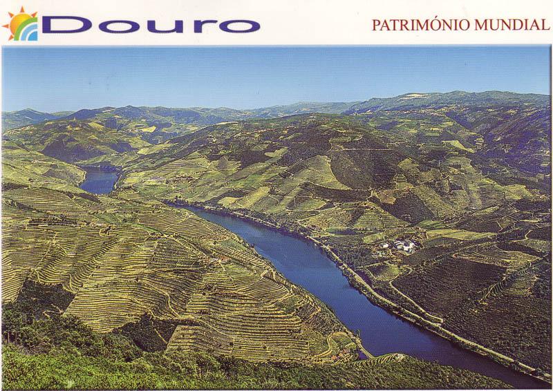 Douro Postkarte